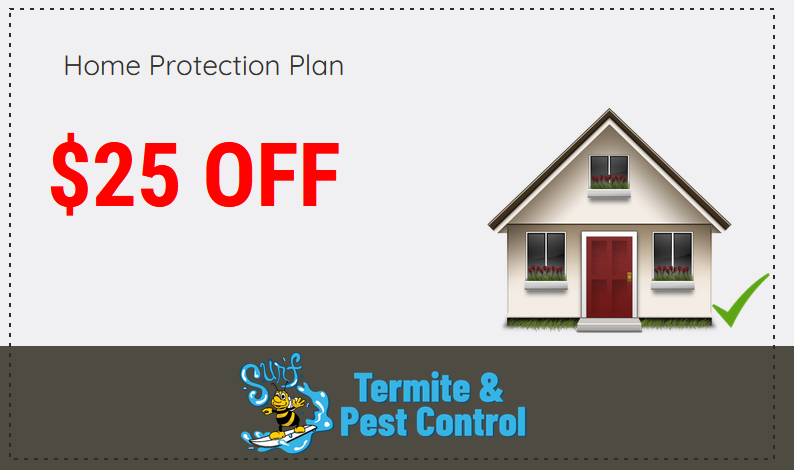 Surf Pest Bed Home Protection Plan Discount Coupon